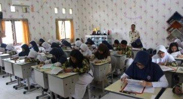PAT PTS SMP Negeri 1 Bojonegoro