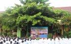 Pengajian Pagi SMP Negeri 1 Bojonegoro