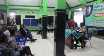 Musyawarah Perencanaan Pembangunan Desa Kauman