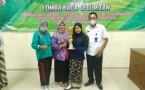 Juara 1 Lomba Baca Geguritan Tk. SMP Negeri/Swasta Se Kab. Bojonegoro
