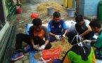 Pelatihan Membuat Bokashi oleh Pokja Komposting