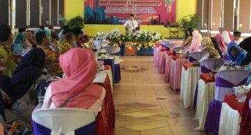 Halal bihalal Keluarga Besar SMPN 1 Bojonegoro