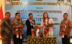 Penandatanganan MOU SMPN 1 Bojonegoro dengan Europe Indonesia Business Foresight