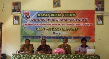 Rapat Kerja Teknis Penajaman Program