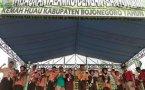 """Juara 1 Lomba Melukis SMP/MTS """" Kemah Adiwiyata Kabupaten Bojonegoro 2018 """""""