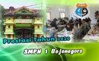 PRESTASI SMPN 1 BOJONEGORO TAHUN 2020
