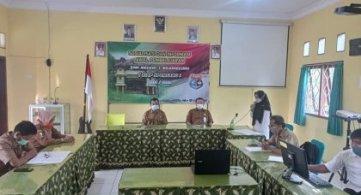 Kegiatan pembukaan Masa Pengenalan Lingkungan Sekolah (MPLS)